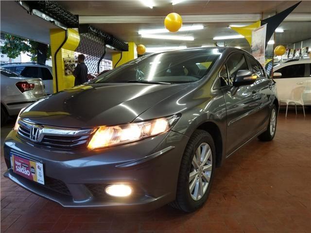 Honda Civic 2.0 lxr 16v flex 4p automático - Foto 6