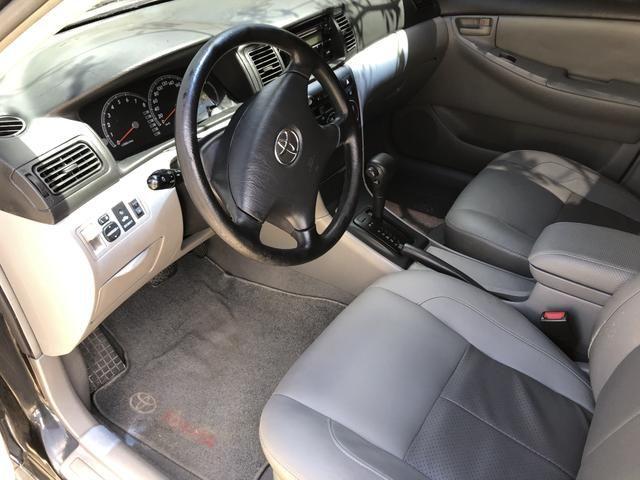 Corolla Fielder 06/06 blindada - Foto 6