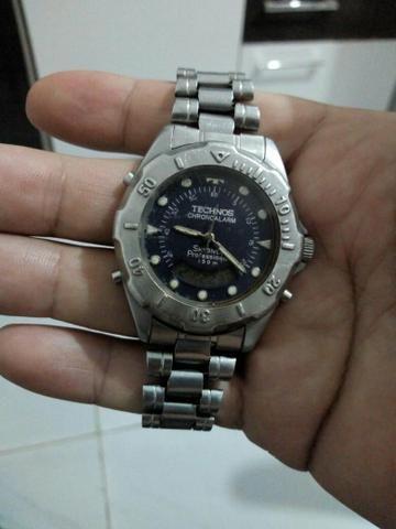 84d02b78f8ac0 Relógio masculino Technos Skydiver, por apenas 250,00 reais ...