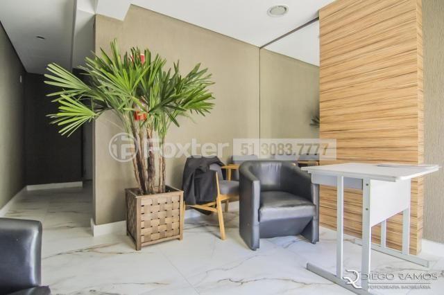 Apartamento à venda com 1 dormitórios em Azenha, Porto alegre cod:183209 - Foto 4