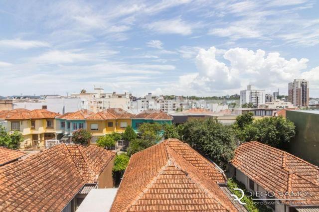 Apartamento à venda com 1 dormitórios em Azenha, Porto alegre cod:183209 - Foto 12