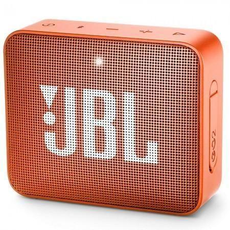 Caixa de Som de Som JBL Go 2 - Bluetooth - Bateria de 730 Mah - Varias cores