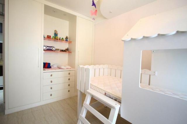 Boqueirão, Apartamento de 3 dormitórios com Portaria 24h - Foto 14