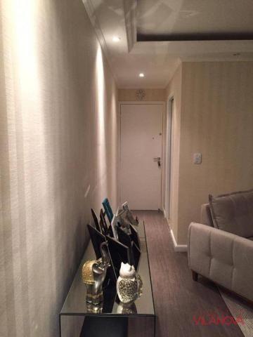 Apartamento com 3 dormitórios à venda, 86 m² por r$ 350.000 - jardim das indústrias - são  - Foto 5