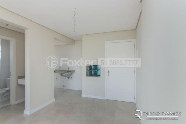 Apartamento à venda com 1 dormitórios em Azenha, Porto alegre cod:183209 - Foto 10