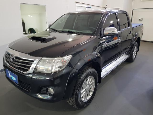 Toyota Hilux Cd SRV Automática 4x4 2013