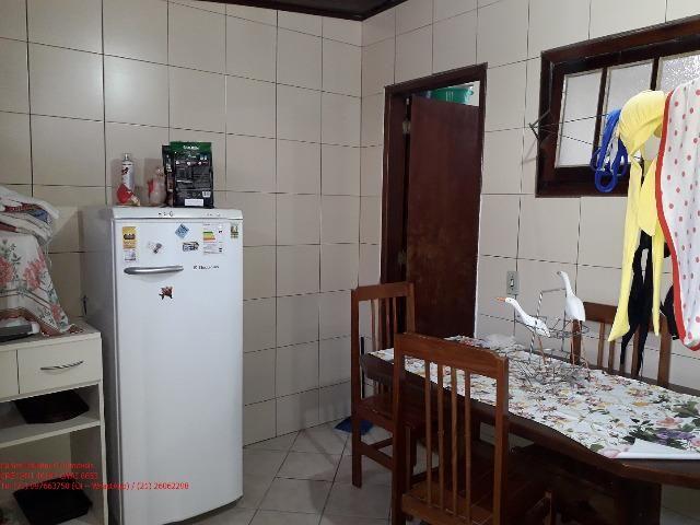 PC103 Linda Casa Duplex 2 Qtos, mobiliada, em Iguaba, Condomínio Lagoa Azul - Foto 10