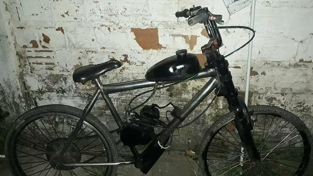 Vendo bicicleta motorizada !!!
