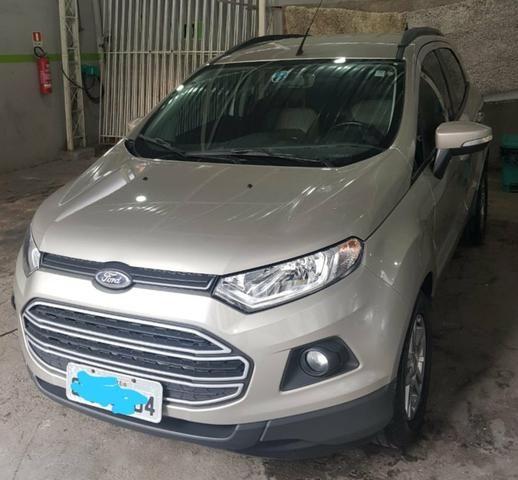 Ford Ecosport 1.6 16/16 SE automática impecável! - Foto 2