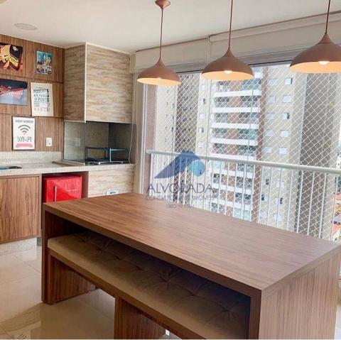 Apartamento com 3 dormitórios à venda, 100 m² por r$ 625.000 - jardim das indústrias - são - Foto 7