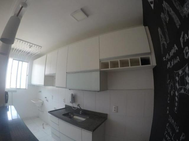 Apartamento de 02 quartos parque pelicano em Colinas de Laranjeiras - Foto 5