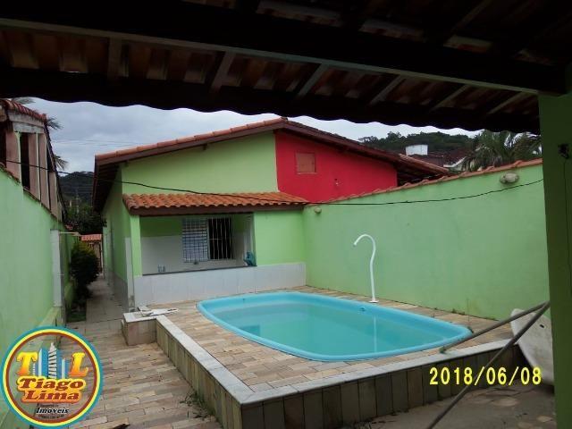Casa com Piscina || 02 Dormitórios || Suíte || Massaguaçu || 280 Mil - Foto 19