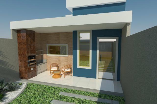Lançamento casas planas nas margens da Washington Soares - Foto 8