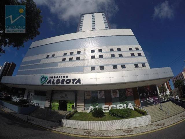 Sala para alugar, 32 m² por R$ 900/mês - Shopping Aldeota