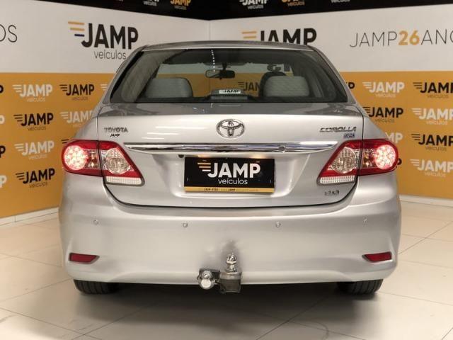 Toyota Corolla XEI 2.0 Flex VVT-I Automático 2013 - GNV - - Foto 7