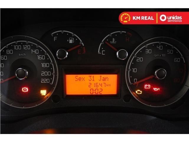 Fiat Doblo Essence 1.8 mpi 7 lugares 16v flex 4p manual - 2018/19 - Foto 8