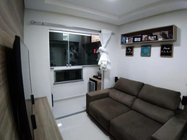Excelente apartamento 2 Quartos com suíte montado e decorado - Foto 3