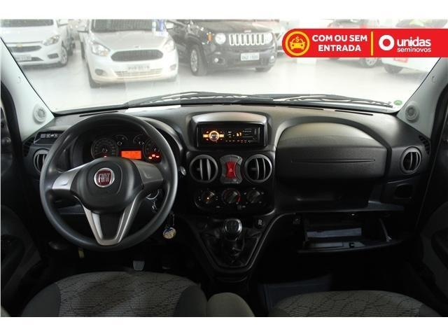Fiat Doblo Essence 1.8 mpi 7 lugares 16v flex 4p manual - 2018/19 - Foto 7