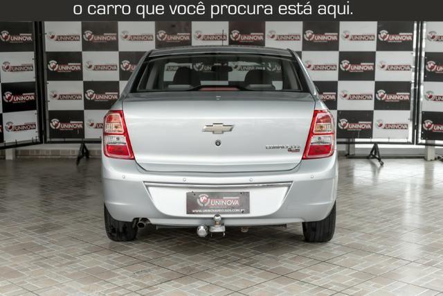 Chevrolet Cobalt LTZ 1.4 Flex (Ótima opção p/Uber) - Foto 4
