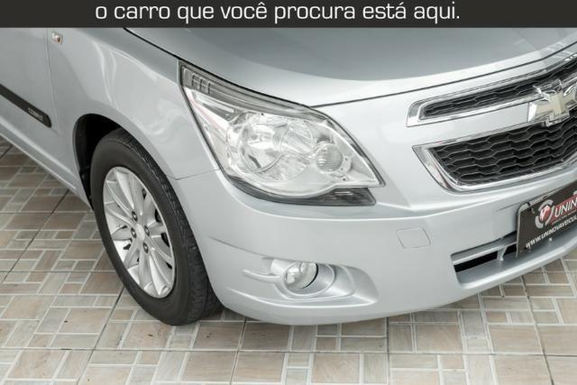 Chevrolet Cobalt LTZ 1.4 Flex (Ótima opção p/Uber) - Foto 6