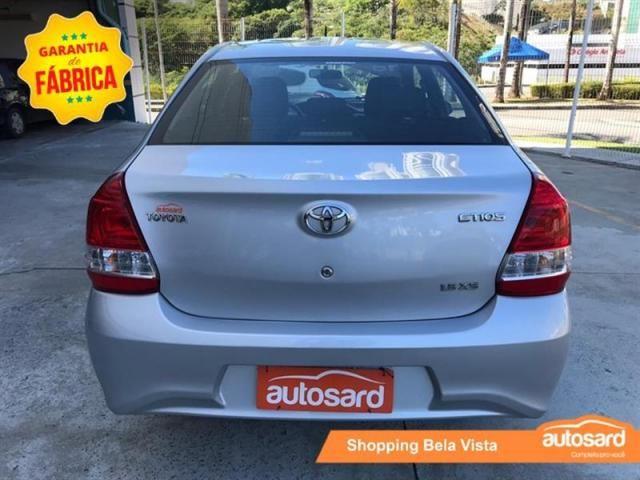Toyota Etios Sedan XS 1.5 (Flex) (Aut) - Foto 7