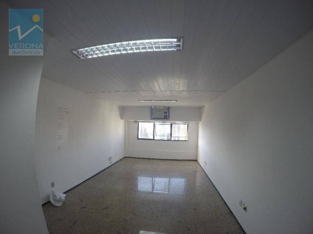 Sala para alugar, 32 m² por R$ 900/mês - Shopping Aldeota - Foto 2