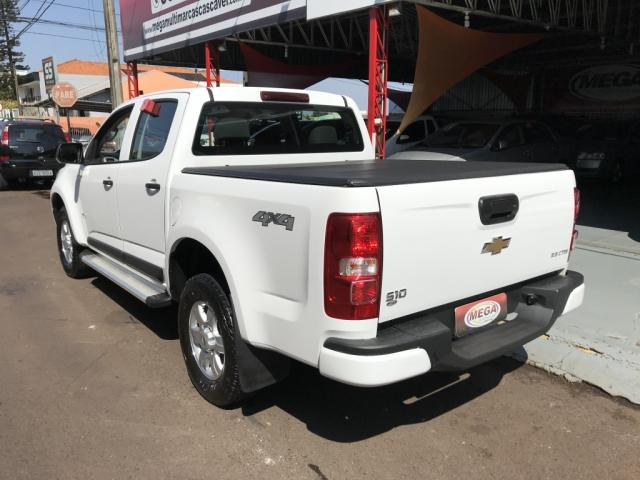 GM - CHEVROLET S10 PICK-UP LS 2.8 TDI 4X4 CD DIES. MEC. - Foto 10
