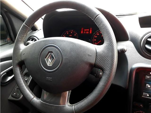Renault Duster tech road 1.6 flex manual (Única Dona) - Foto 9