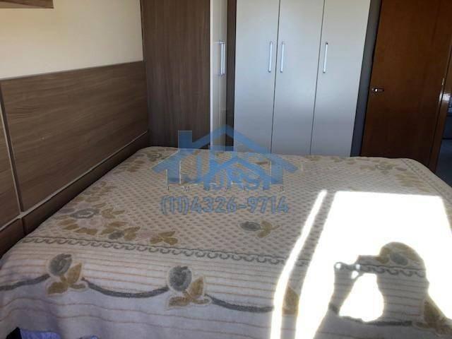 Apartamento com 2 dormitórios à venda, 51 m² por R$ 350.000,00 - Jardim Tupanci - Barueri/ - Foto 16