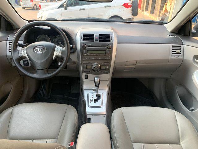 Toyota Corolla Xei 2.0 2013 Automático - Foto 7