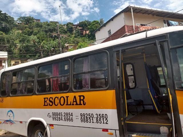 Vendo ou troco ônibus 2006 - Foto 6