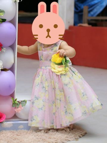 Vestido Infantil 1 ano