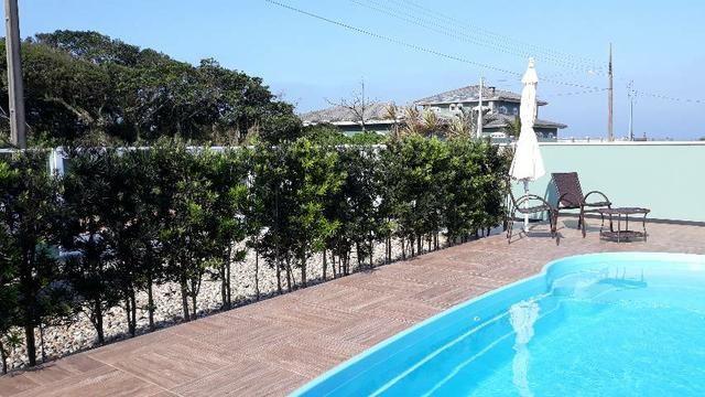 Casa com Piscina Temporada Praia do Ervino - Foto 3