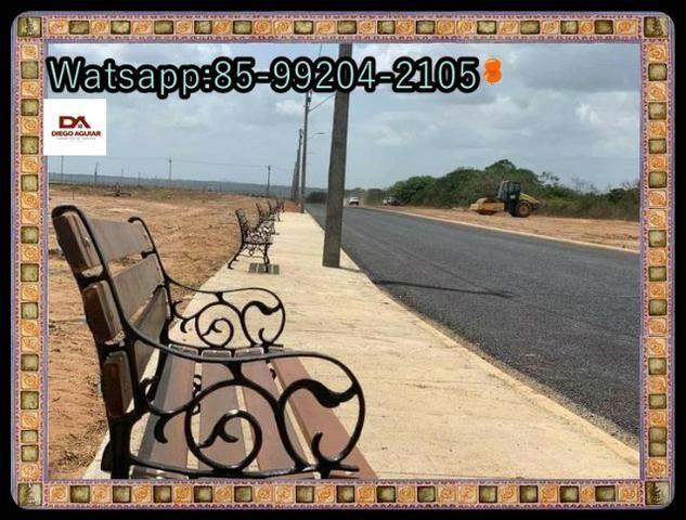 Lotes as margens da Br 116 próximo de Fortaleza !!!! - Foto 5