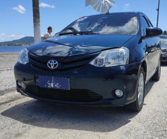 Toyota Etios 1.3 2017 / Automático / 37.678 Km / Urgente!