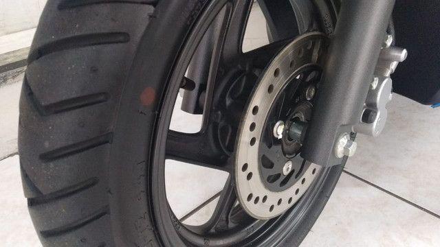 Honda Elite 125 2019/2019 em perfeito estado Automática Alvaro Motos - Foto 5
