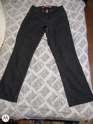 Calças jeans feminina 20,00 cada. - Foto 2