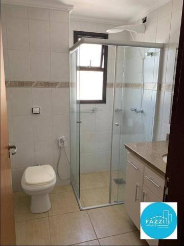 Apartamento com 3 dormitórios para alugar por R$ 1.430,00/mês - Jardim dos Estados - Poços - Foto 7
