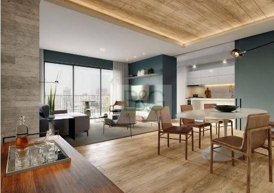 Cobertura com 4 dormitórios à venda, 260 m² por R$ 2.744.000,00 - Vila Ipojuca - São Paulo