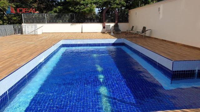 Apartamento com 3 dormitórios para alugar, 380 m² por R$ 3.500,00/mês - Jardim Novo Horizo - Foto 16
