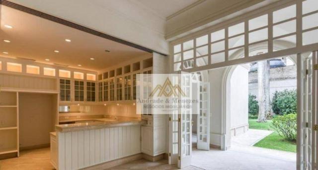 Sobrado com 5 dormitórios para alugar, 1120 m² por R$ 25.000,00/mês - Condomínio Country V - Foto 13