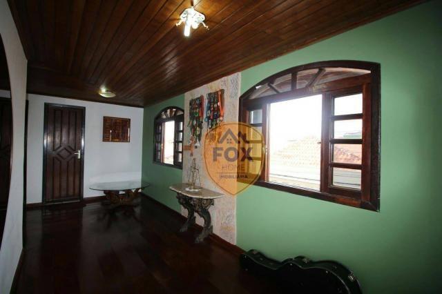 Sobrado com 3 dormitórios para alugar, 240 m² por R$ 5.500,00/mês - Cajuru - Curitiba/PR - Foto 12