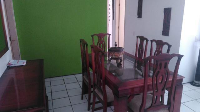 Apartamento à venda com 3 dormitórios em Cocó, Fortaleza cod:DMV273 - Foto 4