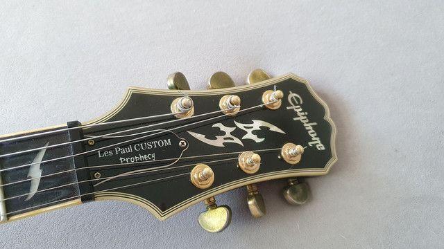 Epiphone Les Paul Custom Prophecy GX - Foto 2