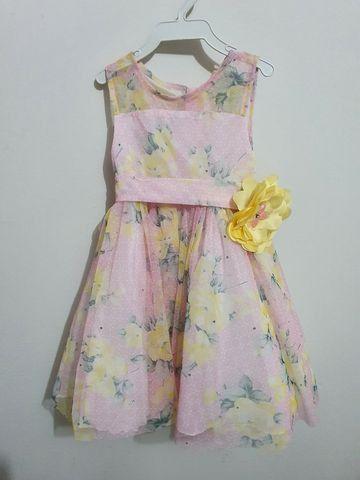 Vestido Infantil 1 ano - Foto 2
