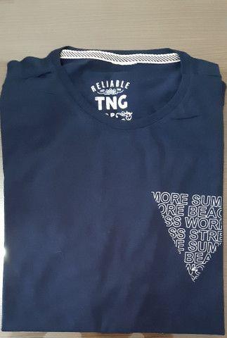 Camisetas Seeder, TNG, ADJI  - Foto 3