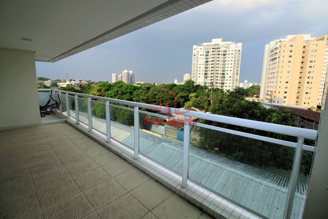Apartamento na Ponta Pegra 133m2 3 suites - Foto 18