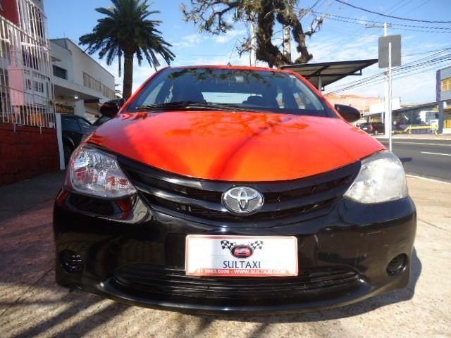 Toyota - Etios Sedan 1.5 X + GNV - Foto 2