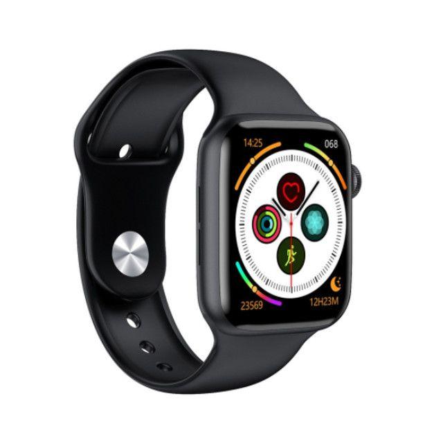 Smartwatch W26 Iwo 12 Lite - Tela Infinita 44mm + Brinde - Foto 2
