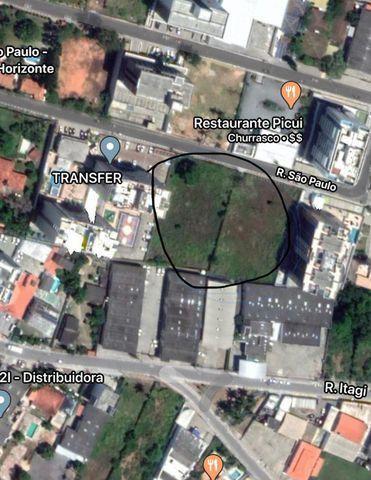 Terreno em otima localização lauro de freitas (cod.244) alugar